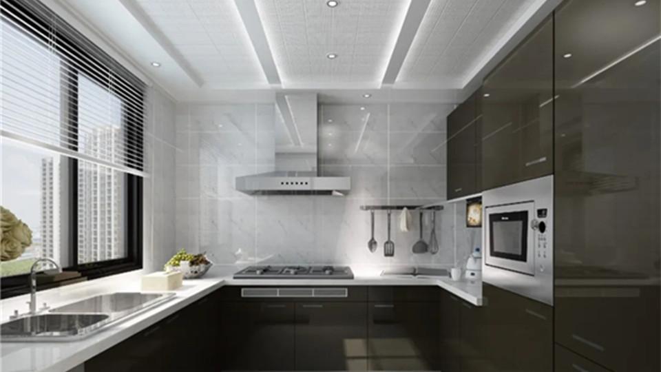 厨房污渍多,难清洁?或许是你装修材料没选对!