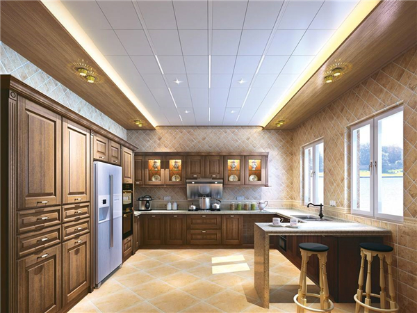 厨房集成吊顶