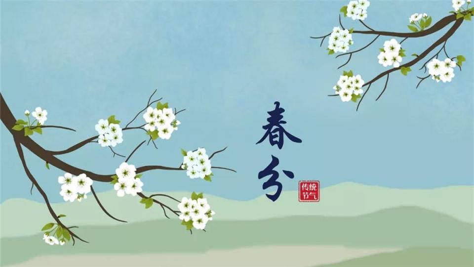 春分丨万物复苏向阳生,一切都是崭新的开始!