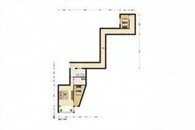 两室一厅一跑道的奇葩户型应如何装修?