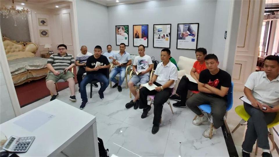 6月培训会终章——海创商学院湖南培训会圆满落幕