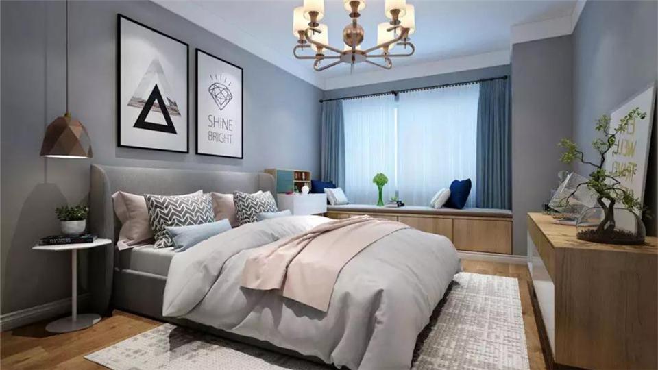 鼎美丨莫兰迪色系,让你的家装更高级
