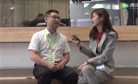 2019第五届嘉兴吊顶展德莱宝采访视频