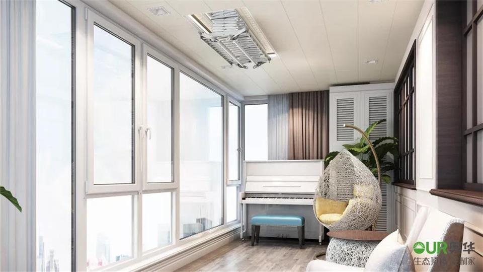 奥华智能晾衣机,阳台装修的优质选择!