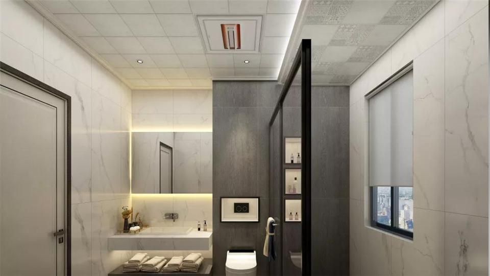 提升浴室幸福感的秘密是—奥华御尊1号浴室暖空调