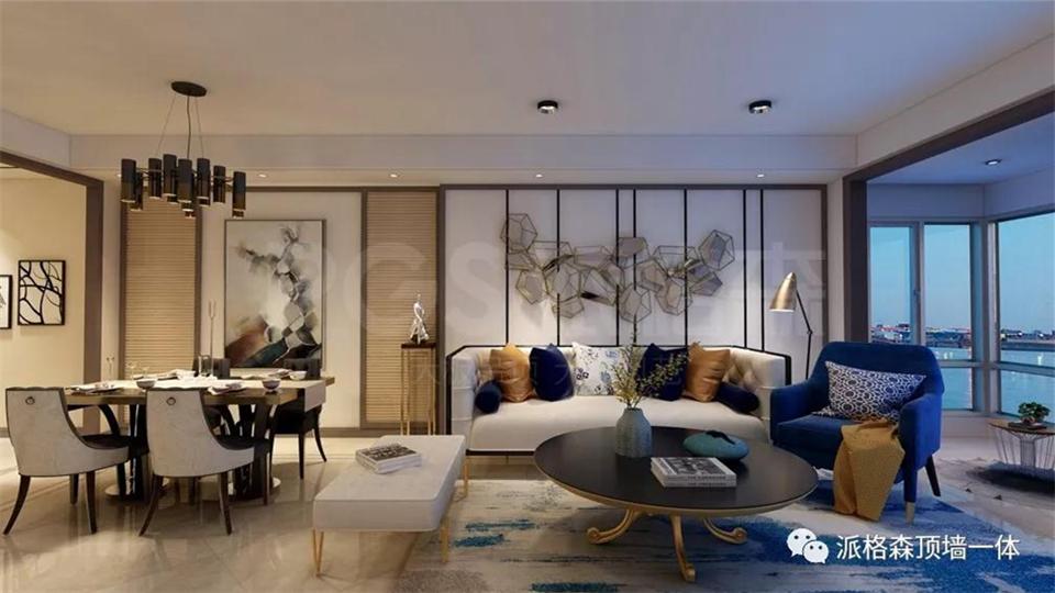 派格森丨选择好的背景墙,让家装更好看!