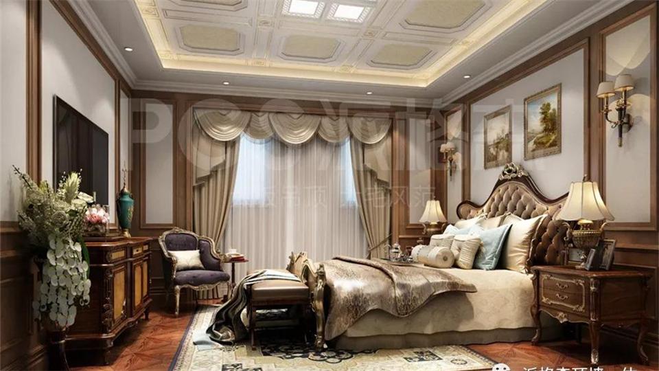 派格森丨卧室这样装,打造满满幸福感!