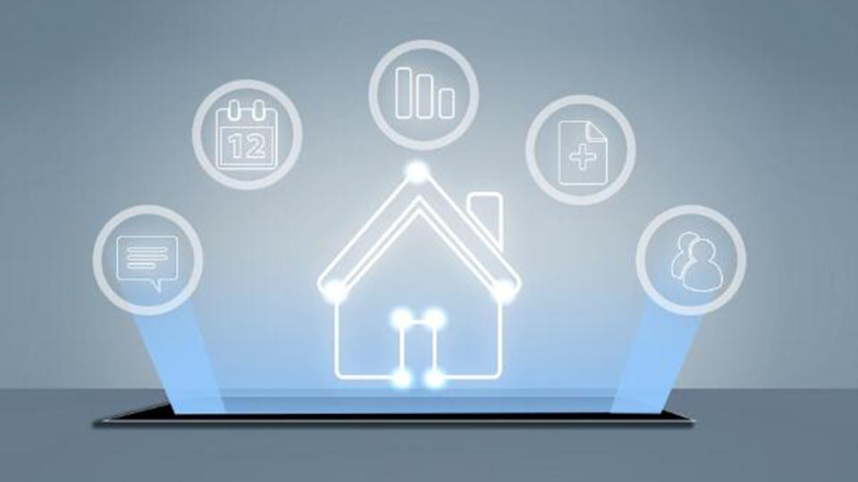 2020年中国智能家居市场规模将超1800亿
