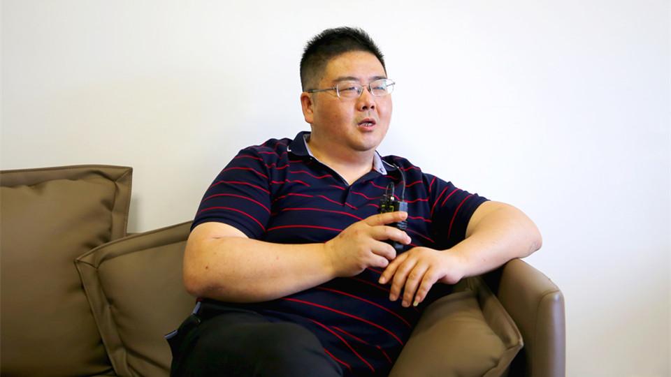 云访谈丨法狮龙销售主管周振宏:转型升级,势在必行