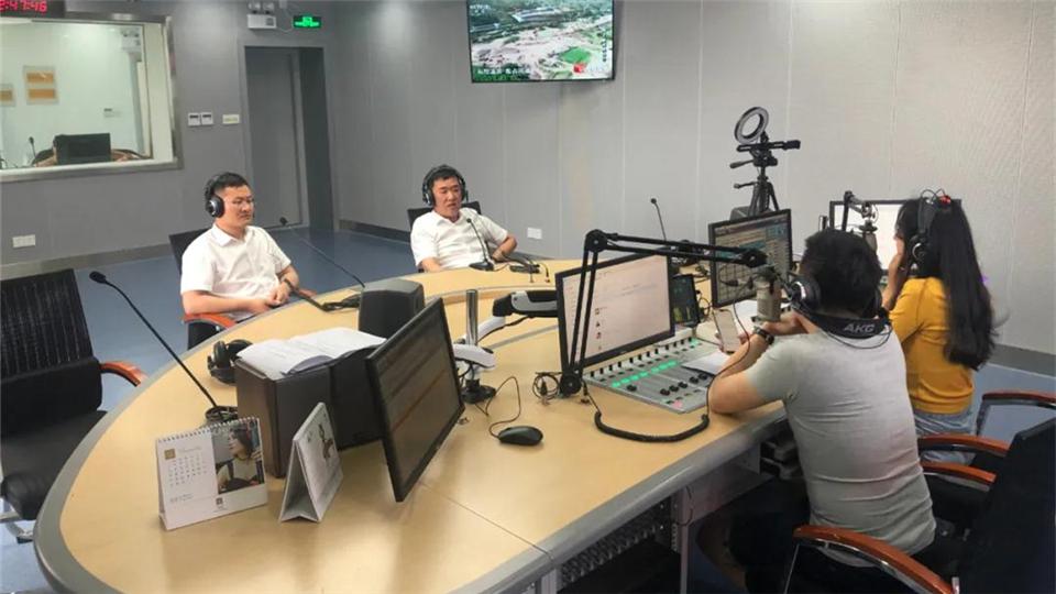 鼎美张轲受邀亚搏体育下载链接FM88.2直播访谈,聊行业、企业未来