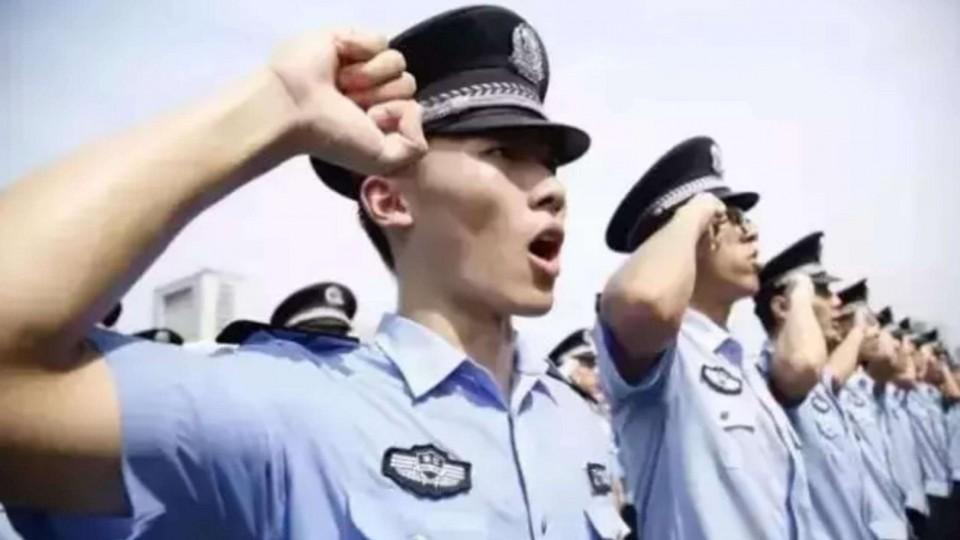 """1月10日定为中国人民警察节!而属于顶墙人的""""大日子""""也正悄然来临......"""