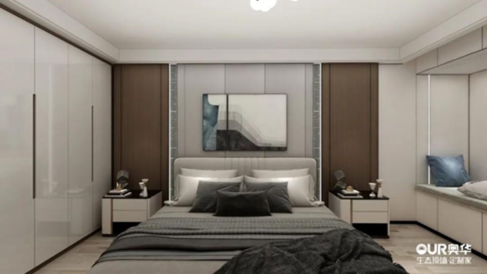 简约风107㎡两室一厅,享受生活的乐趣