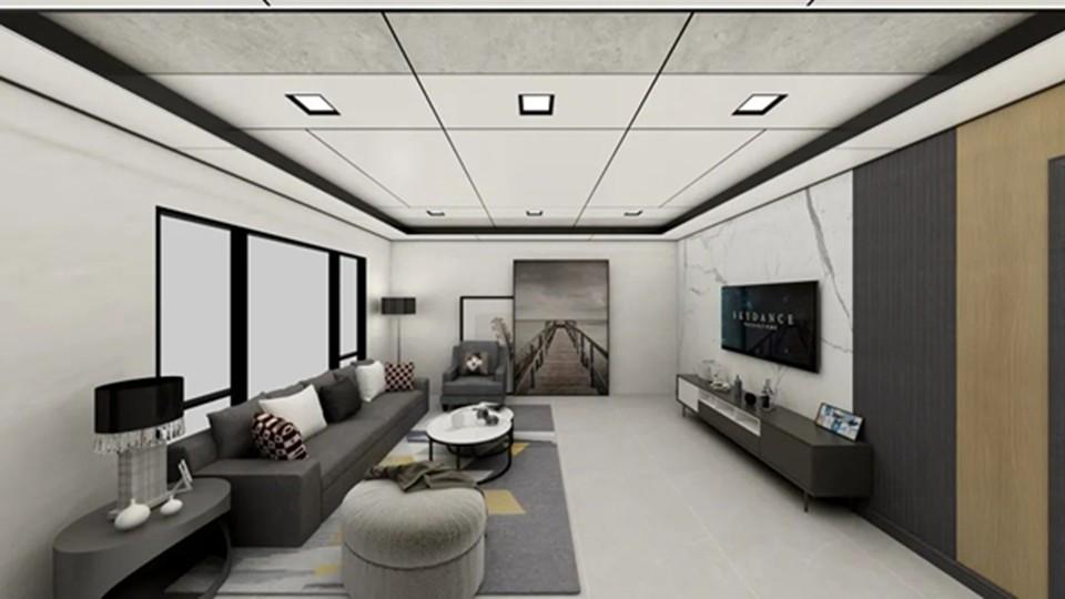 无主灯设计,营造怡然空间环境