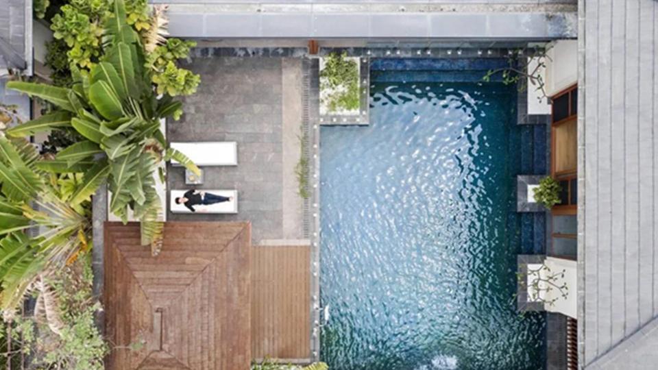意式极简设计别墅,这次真的惊艳了