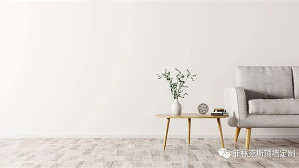 极简风盛行,菲林克斯三防木打造高级床头背景墙