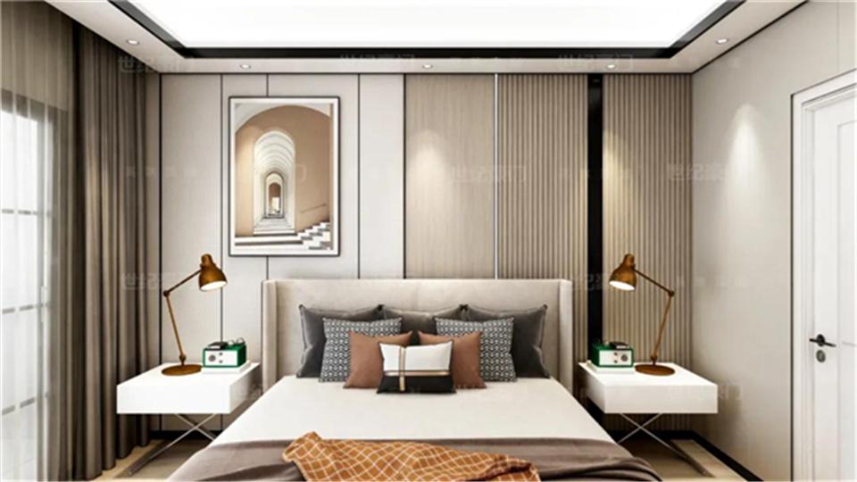决定卧室颜值高低的10㎡,世纪豪门手把手教你怎么装