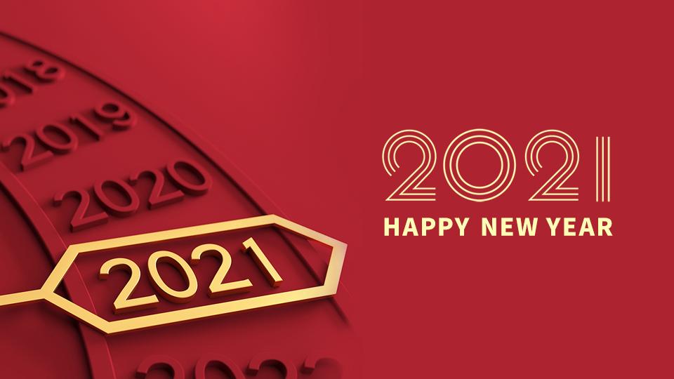 放假通知丨元旦快乐,2021新旅程开启!