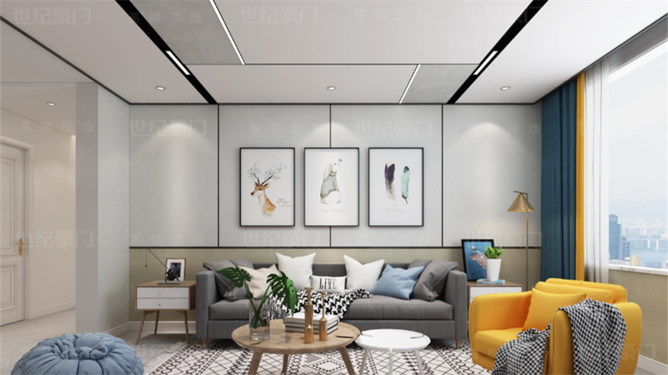 阿尔法大板丨引领客厅新潮流,新家超有范!