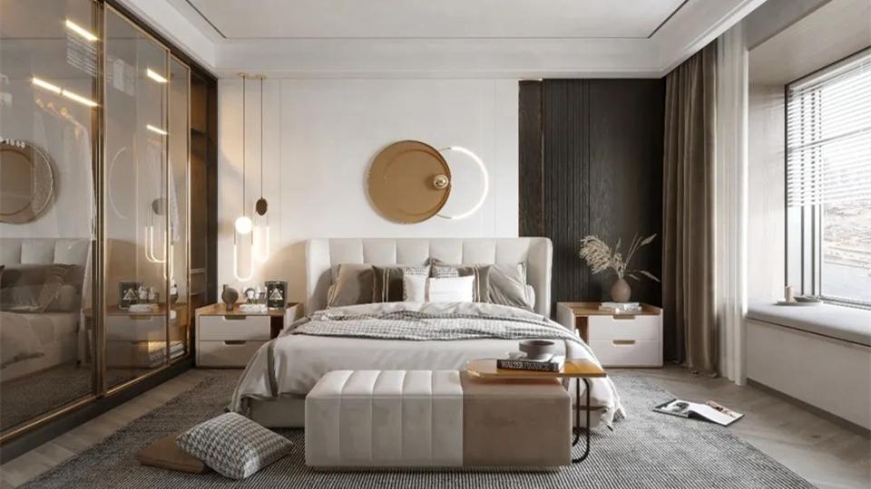 百科丨卧室搭配没有头绪?这样配色卧室超好睡!