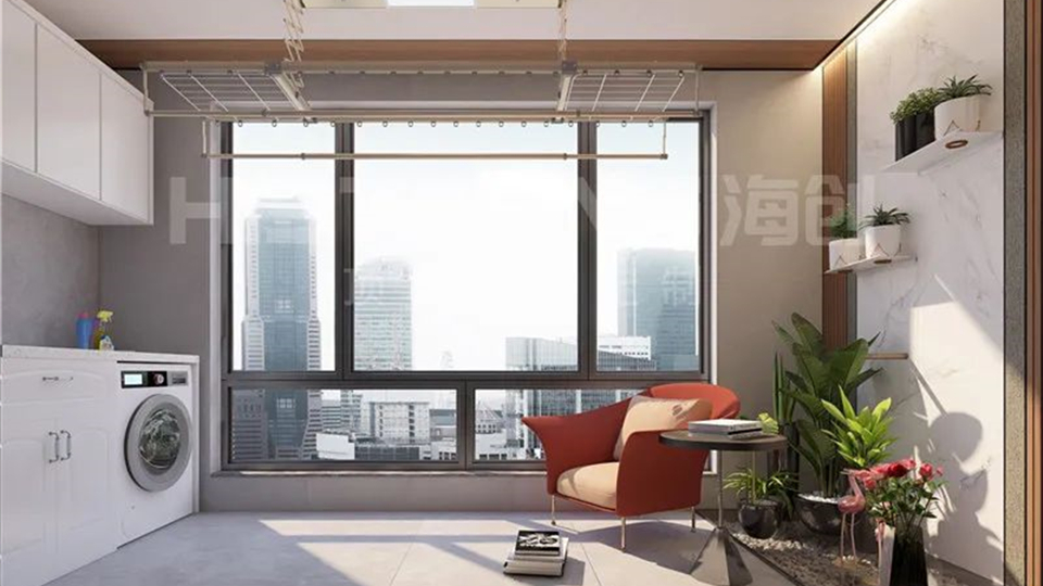 品牌丨十几万的阳台你还在浪费吗?海创这4个设计,让你家阳台价值翻倍!