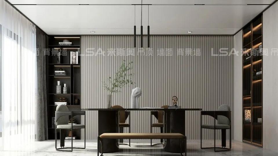 品牌丨建议收藏!来斯奥铝晶大板5大优势为你解决家装难题